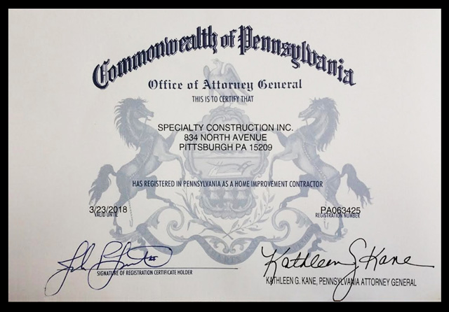 Business-Contractor-License