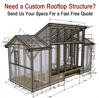 Custom Roof-Top Structure