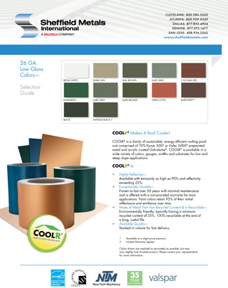 Englart-Metal-Color-Guide