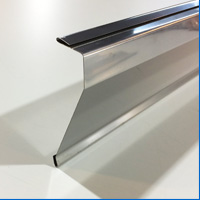 Stainless-Reglet-Flashing