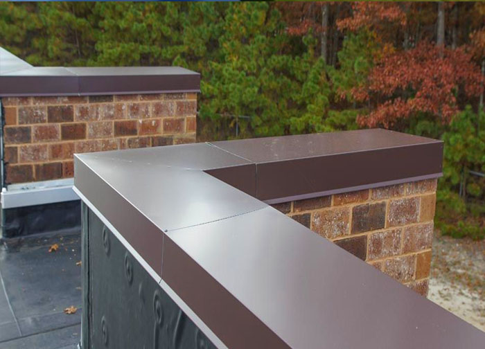 Parapet Wall Coping