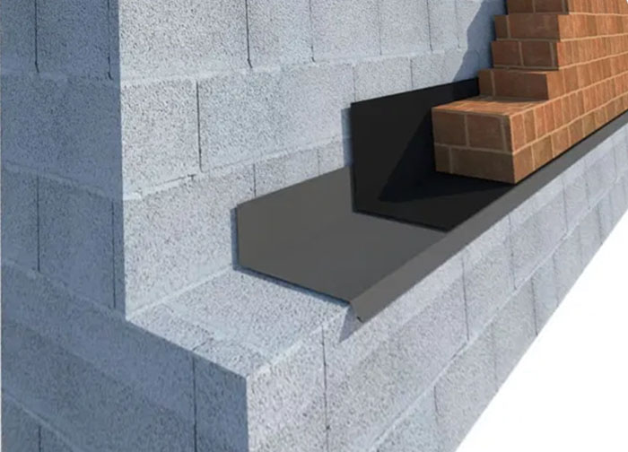 Masonry Wall Flashing